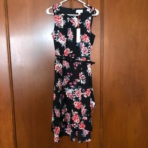NWT flower dress
